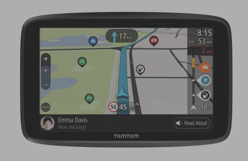 TomTom Go 620 6-Inch GPS Navigation Device with Real...